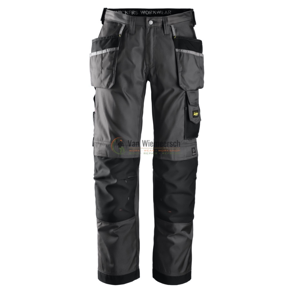 DURATWILL BROEK + HOLSTERZ. 3212 GREY/BLACK 146 3212740