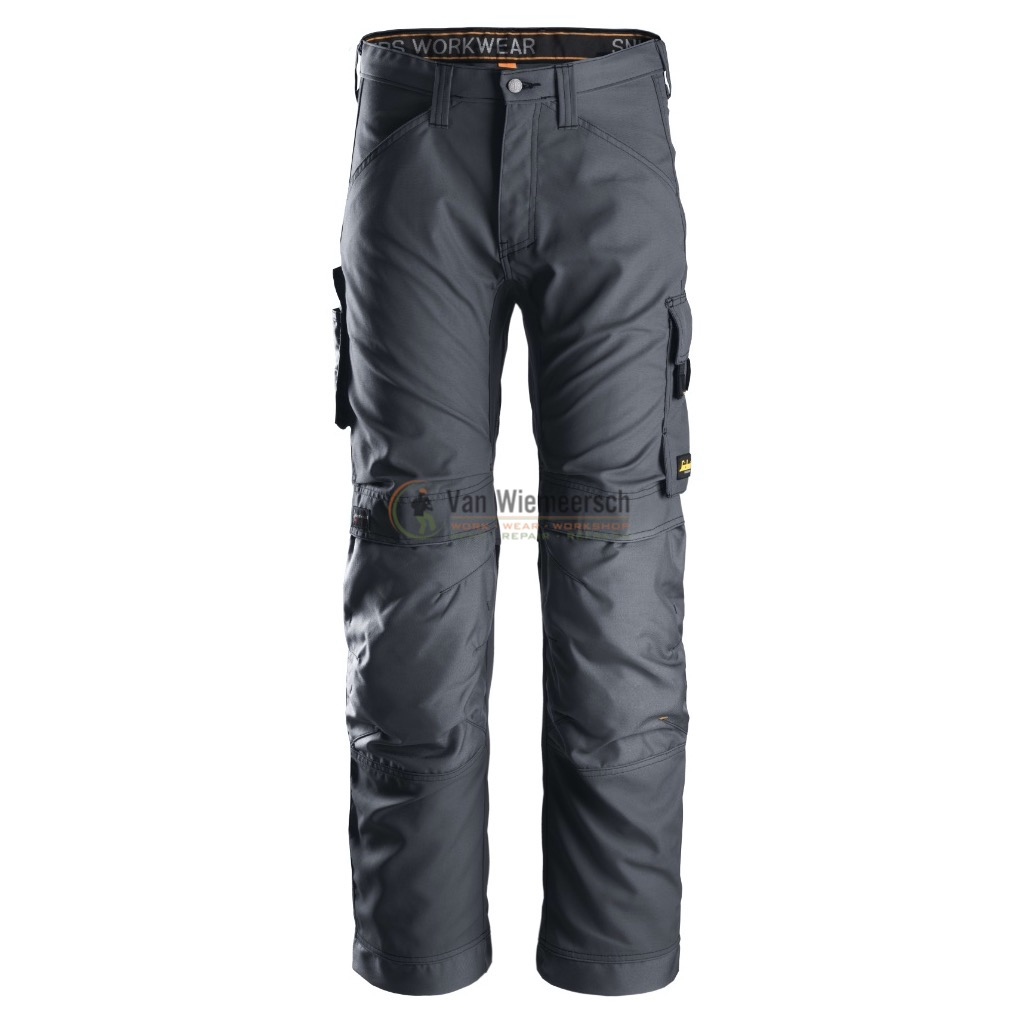 ALLROUNDWORK BROEK 6301 STEEL GREY M156 63015858156 SNICKERS