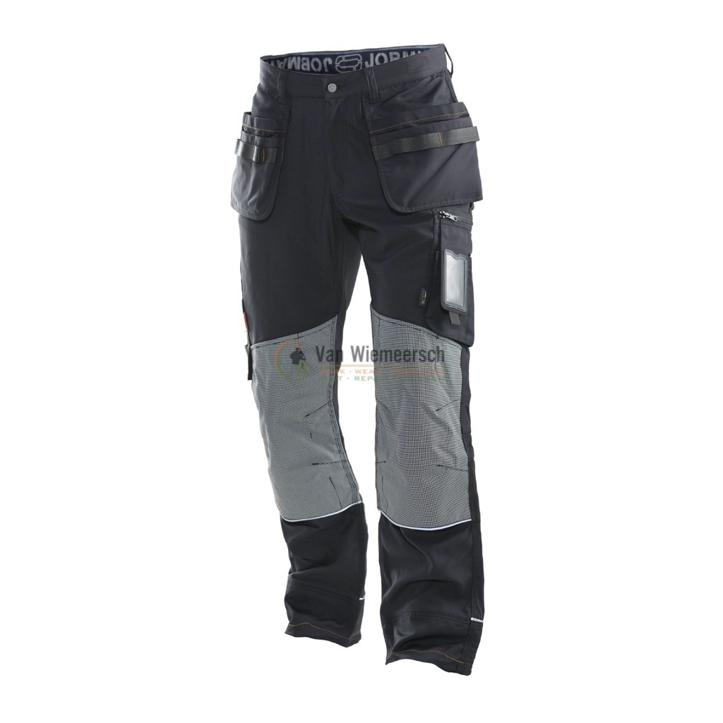 STAR WORK TROUSER WITH HOLSTER POCKETS BLACK 28220