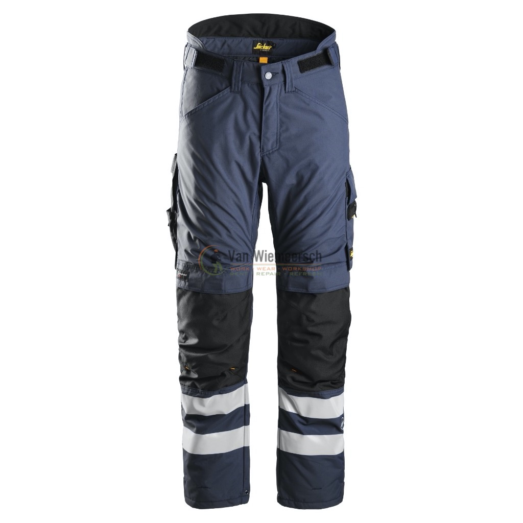 6619 AW 37.5 INSULATED TROUSER MT: XXXXL DONKER BLAUW REF:66199504010 SNICKERS