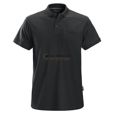 POLOSHIRT 2708 BLACK MT:M 27080400005 SNICKERS