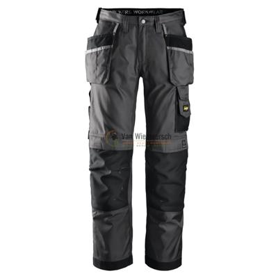 DURATWILL BROEK + HOLSTERZ. 3212 GREY/BLACK 46 32127404