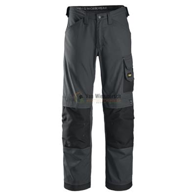 CANVAS+ BROEK 3314 STEEL GREY MT:246 REF:33145804246 SNICKERS