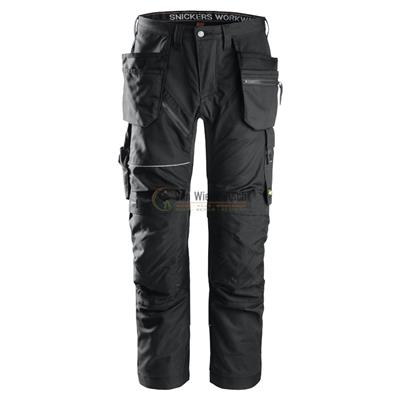 RUFFWORK TROUSERS+ HP 6202 BLACK MT:46 REF:62020404046 SNICKERS