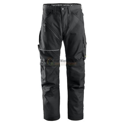 RUFFWORK TROUSERS 6303 BLACK MT:52 63030404052 SNI