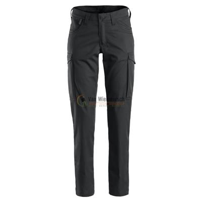 SERVICE BROEK. DAMES 6700 BLACK MT:42 REF:67000400042 SNICKERS