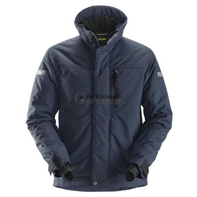 AW 37.5 INSULATED JACK 1100 NAVY MT:L REF:11009504006 SNICKERS