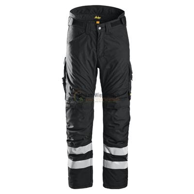 6619 AW 37.5 INSULATED TROUSER MT: M LONG ZWART REF:66190404025 SNICKERS