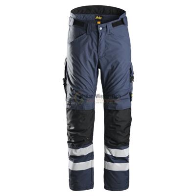 6619 AW 37.5 INSULATED TROUSER MT: XL DONKER BLAUW REF:66199504007 SNICKERS